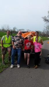 Friends of Eldon Adopt a Highway