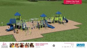 Eldon Playground