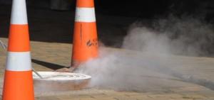 Sewer Smoke Testing