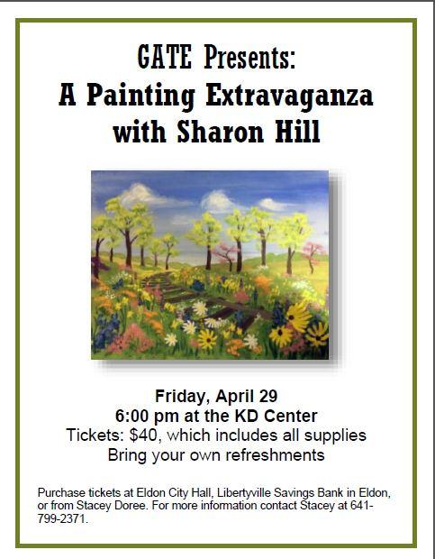 Painting Extravaganza 2016