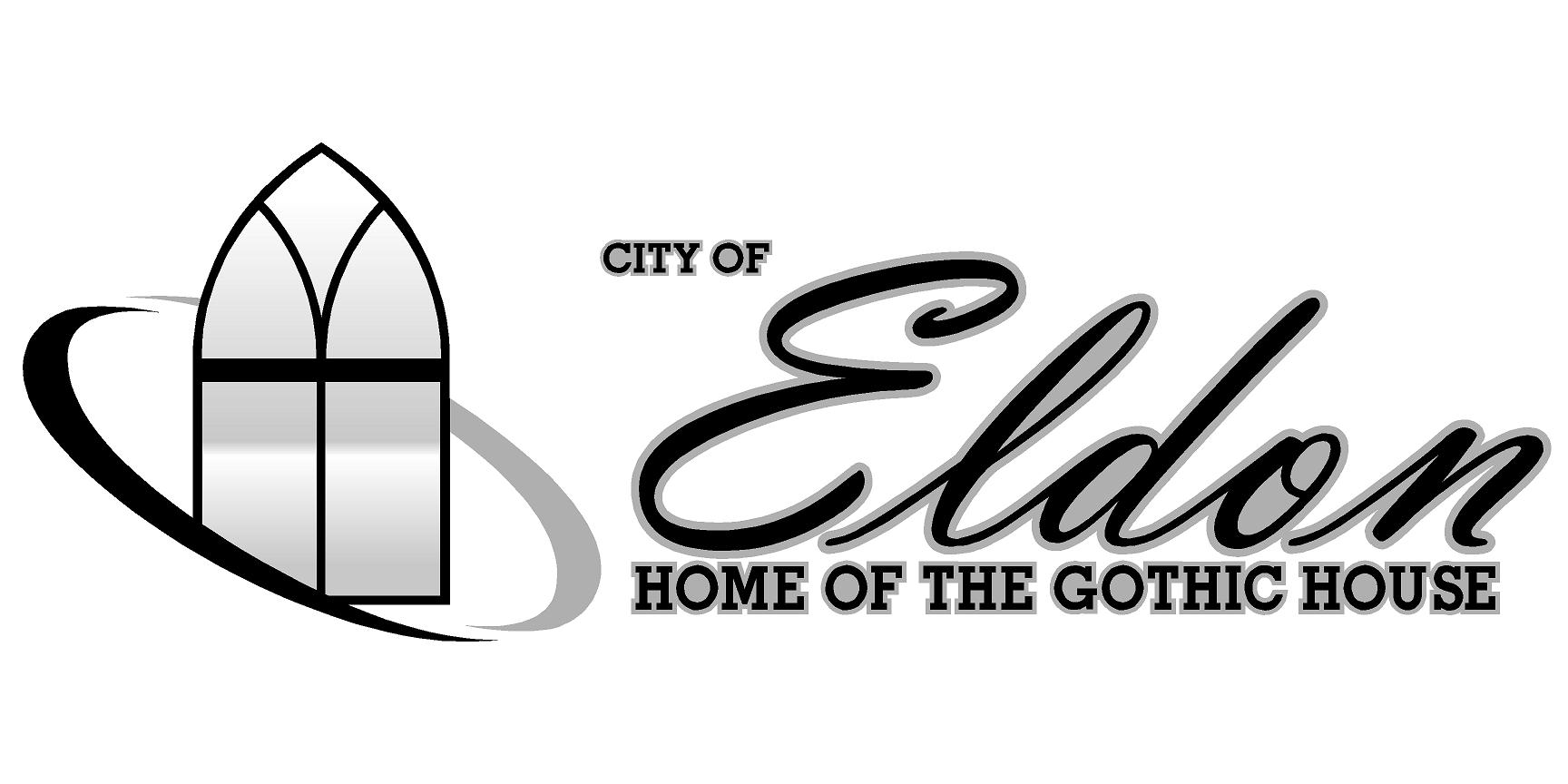 Logo for City of Eldon